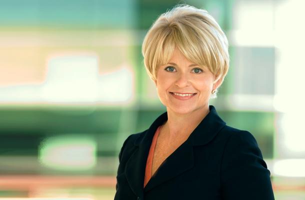 Vice President Marjie French